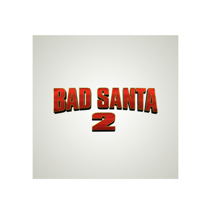 Bad Santa 2 logo