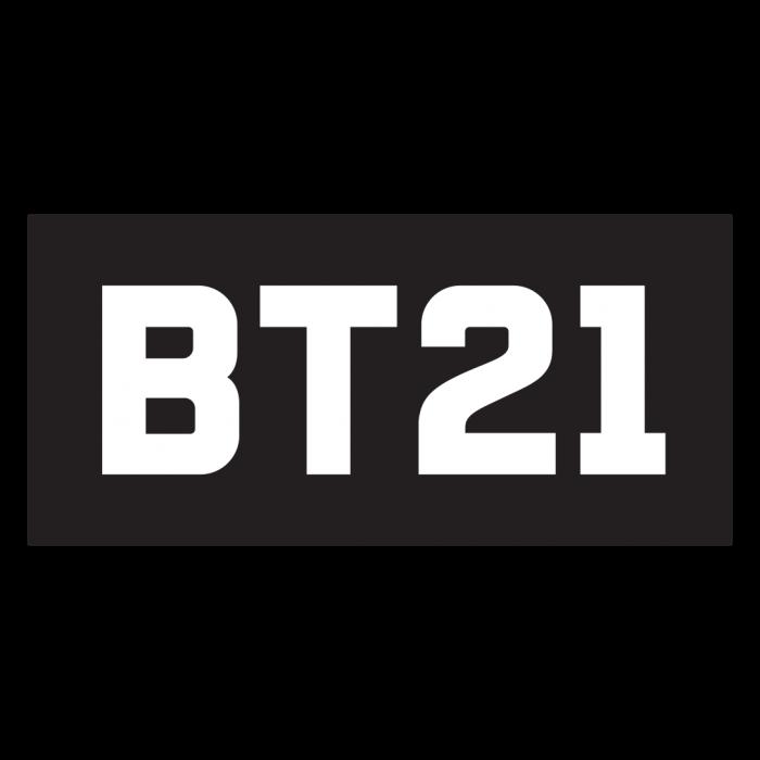 BT21 logo