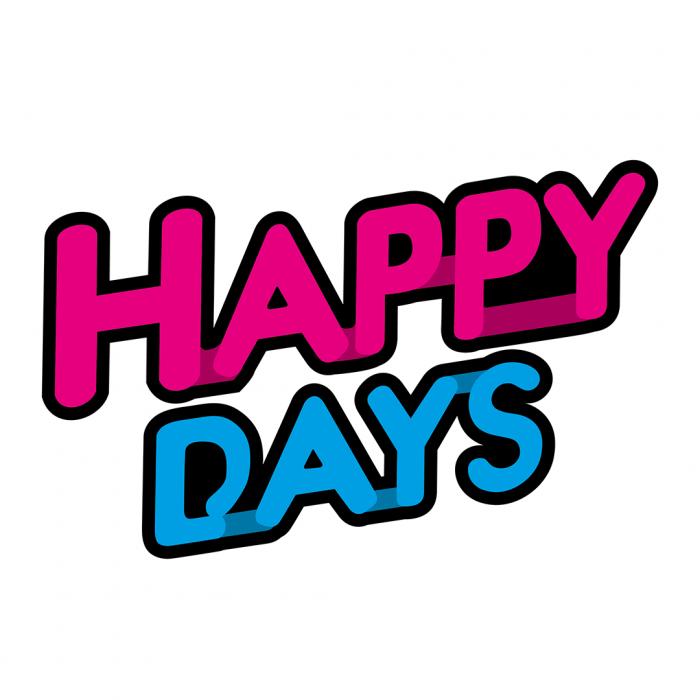 Happy Days logo