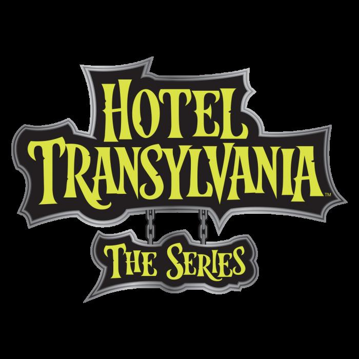 Hotel Transylvania The Series logo