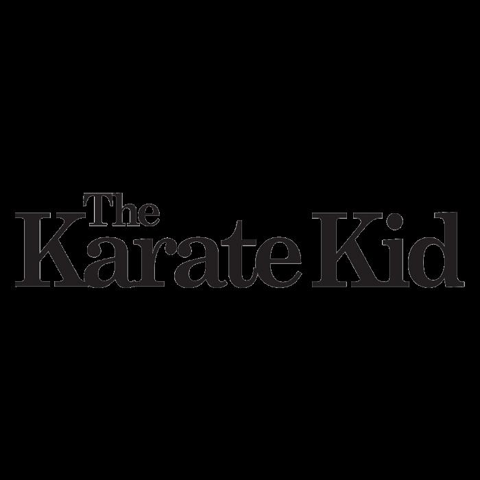 The Karate Kid logo