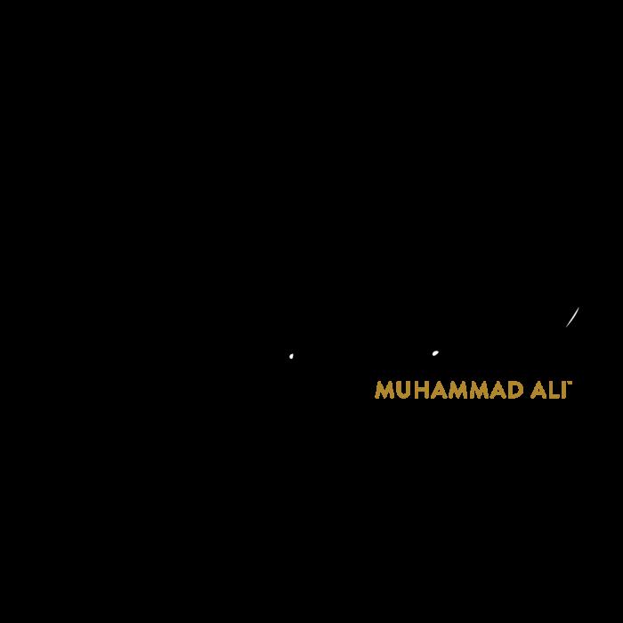 Muhammad Ali logo