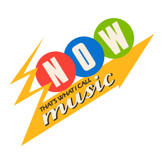 Now That's What I Call Music logo