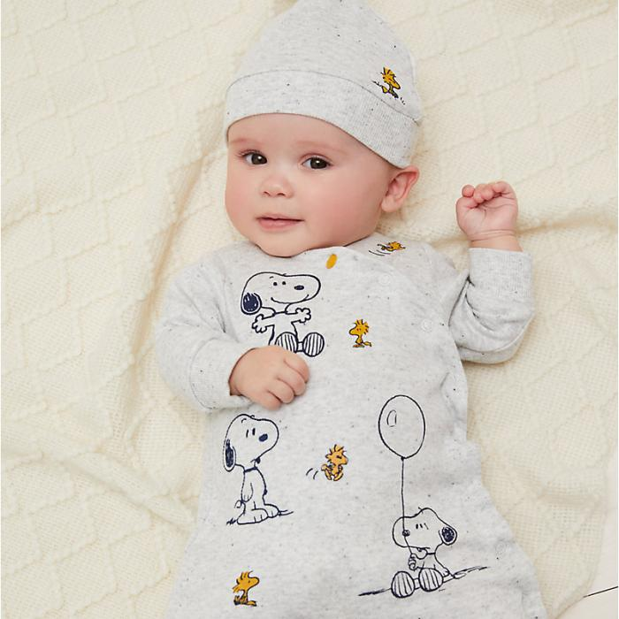 SNOOPY APPAREL & ACCESSORIES COLLECTION AVAILABLE AT MOTHERCARE