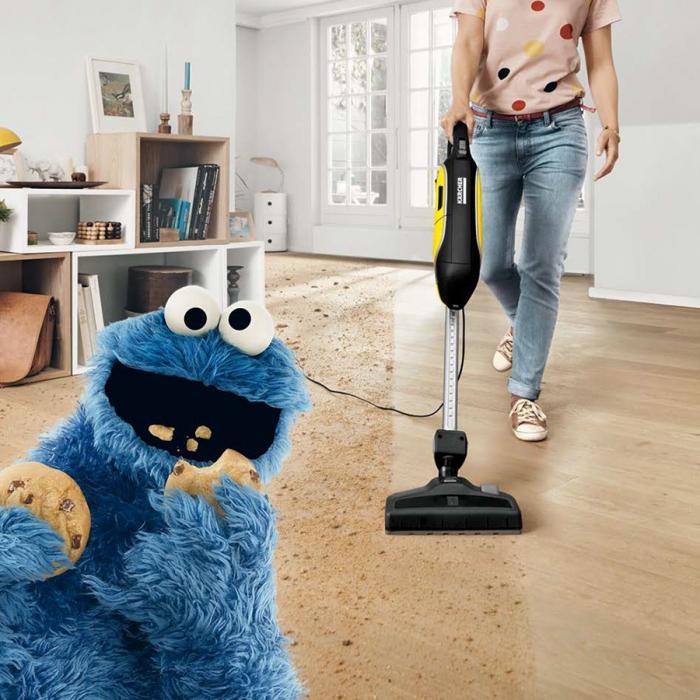 Sesame Street Karcher Promotion