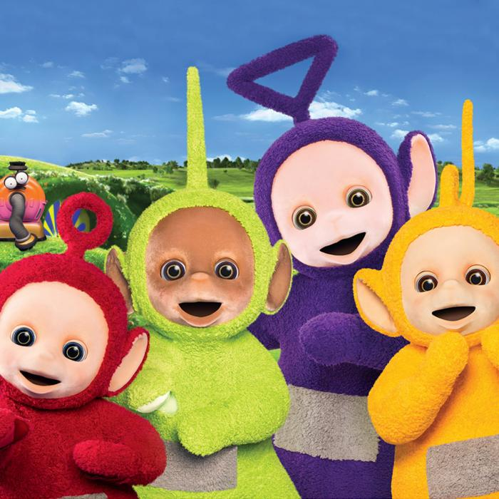 Teletubbies x Boots