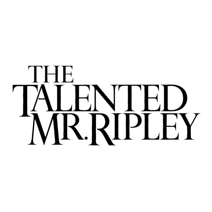 The Talented Mr.Ripley logo