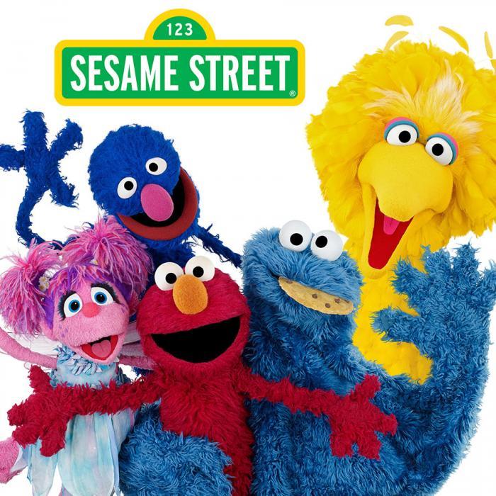 Sesame Street x Sambro