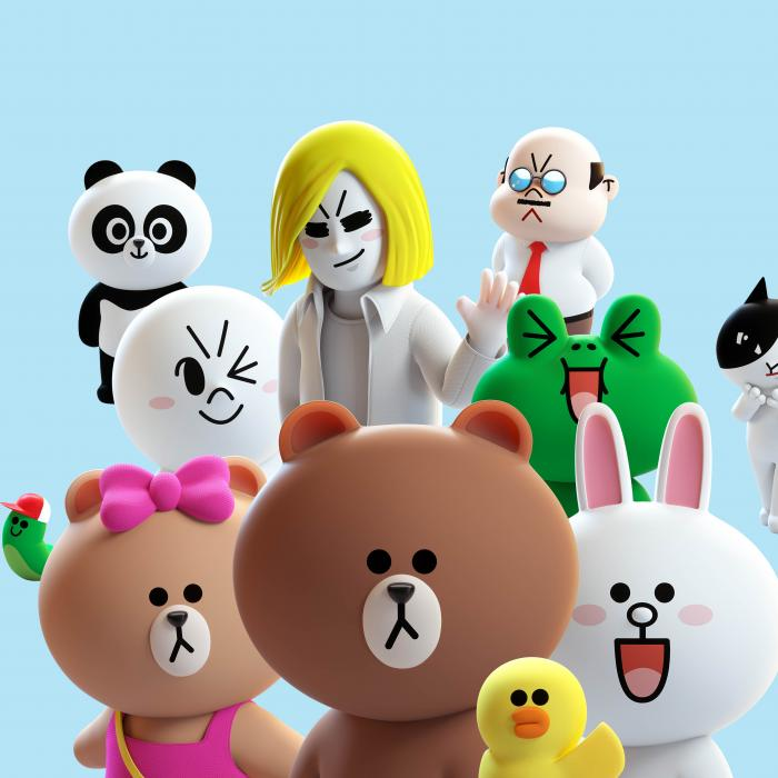 CPLG CONNECTS WITH LINE FRIENDS TO REPRESENT ITS GLOBAL CHARACTER BRANDS ACROSS EMEA
