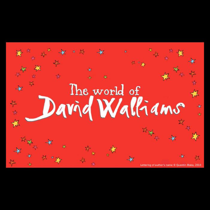 World of David Walliams